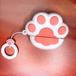 AirPods Pro Case, Kitten Paw Theme